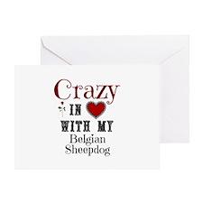 Belgian Sheepdog Greeting Cards