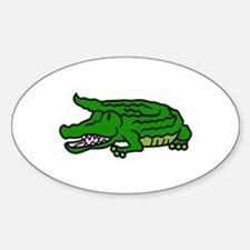 Gator Decal