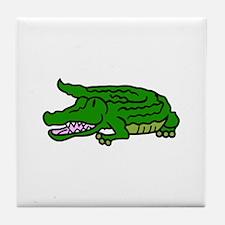 Gator Tile Coaster