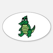 Baby Gator Decal