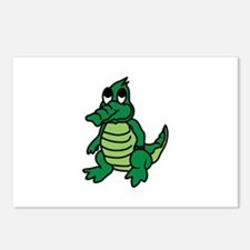 Baby Gator Postcards (Package of 8)