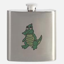 Baby Gator Flask