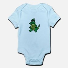 Baby Gator Body Suit