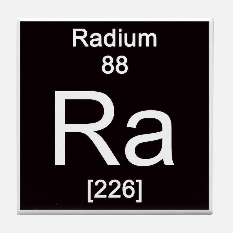 88. Radium Tile Coaster