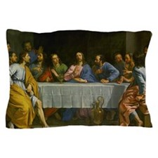 The Last Supper Pillow Case