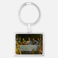 The Last Supper Landscape Keychain