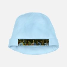 The Last Supper baby hat
