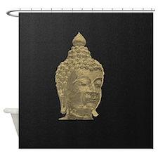 Unique Zen buddhism Shower Curtain