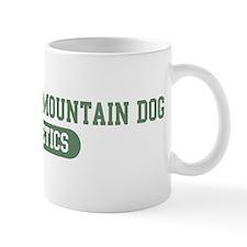 Entlebucher Mountain Dog athl Coffee Mug