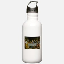 The Last Supper Sports Water Bottle