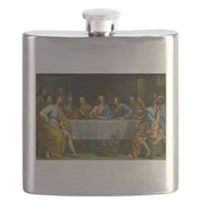 The Last Supper Flask