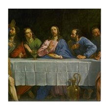 The Last Supper Tile Coaster