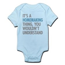 Homemaking Thing Body Suit