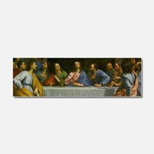 The Last Supper Car Magnet 10 x 3
