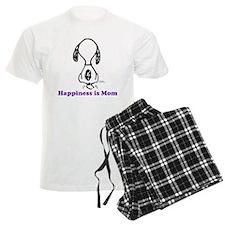Happiness is Mom Tailwag Pajamas