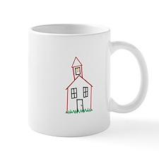 Schoolhouse Mugs