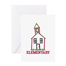 Elementary Greeting Cards