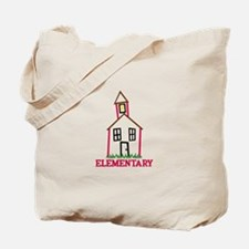 Elementary Tote Bag