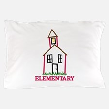 Elementary Pillow Case