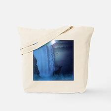 Wildlife and Waterfalls Tote Bag