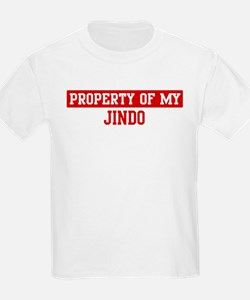 Property of Jindo T-Shirt