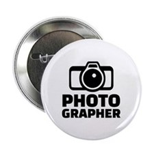 """Photographer 2.25"""" Button (10 pack)"""