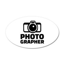 Photographer Wall Decal