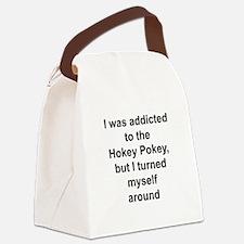 Hokey Pokey Canvas Lunch Bag