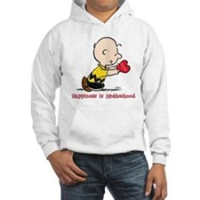 Charlie Brown - Happiness is Motherhood Hoodie