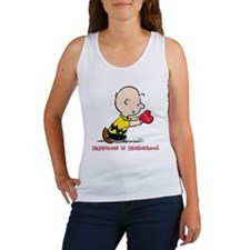 Charlie Brown - Happiness is Motherhood Tank Top