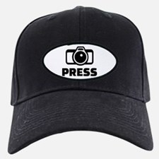 Press camera Baseball Hat