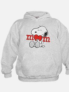 Snoopy Mom Hug Hoodie