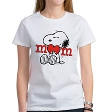 Snoopy Mom Hug T-Shirt