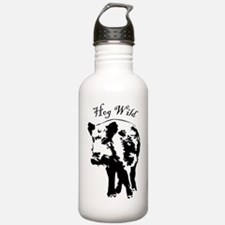 Cute Wild boar Water Bottle