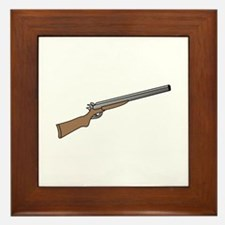Shotgun Framed Tile