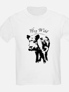 Cool Wild pigs T-Shirt