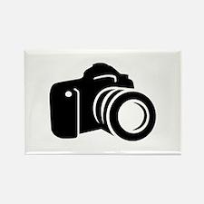 Photo reflex camera Rectangle Magnet