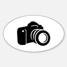 Photo reflex camera Decal