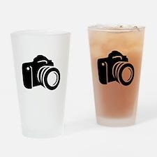 Photo reflex camera Drinking Glass