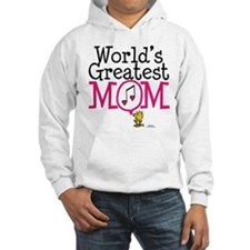 Woodstock - World's Greatest Mom Hoodie