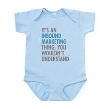 Inbound Marketing Thing Body Suit