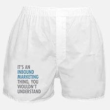 Inbound Marketing Thing Boxer Shorts