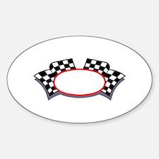 Racing Logo Decal