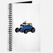 Non-Winged Sprint Car Journal
