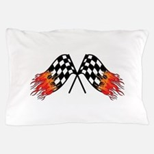 Hot Crossed Flags Pillow Case