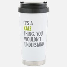 Kale Thing Stainless Steel Travel Mug