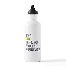 Kale Thing Sports Water Bottle