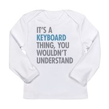 Keyboard Thing Long Sleeve T-Shirt