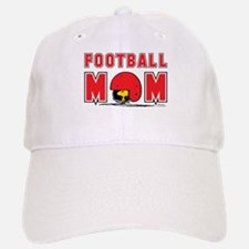 Woodstock Football Mom Baseball Baseball Baseball Cap