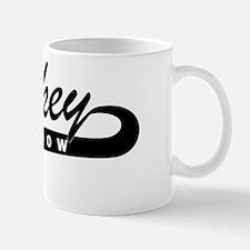 Hockey widow. Mug